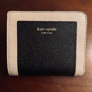 NEW Kate Spade Margaux BiFold Wallet.Leather
